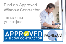 Approved Window Contractor